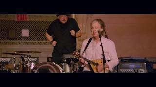 Paul McCartney 'Dance Tonight' (Live from Grand Central Station, New York)