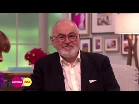 Peter Egan On Being In Downton  Lorraine