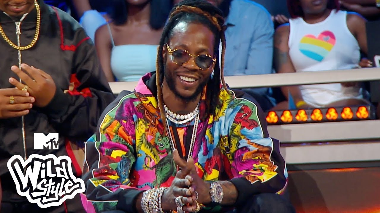 DC Young Fly & Emmanuel Hudson Want Smoke w/ 2 Chainz | Wild 'N Out | #Wildstyle