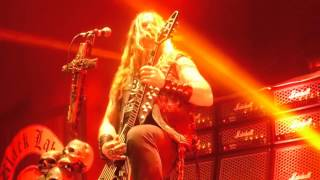 Black Label Society - Damn the Flood (Houston 05.28.14) HD