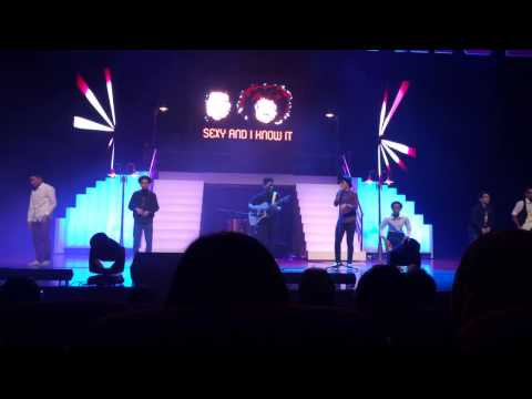 Vocal Xchange 2014 Hollywood Edition West Unplugged (Sexy A