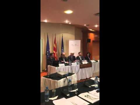 CEI Business Forum Skopje 2015 - November 26 -