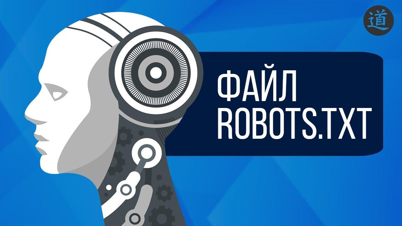 Download Файл robots txt - ОБЯЗАТЕЛЬНО должен быть на сайте!