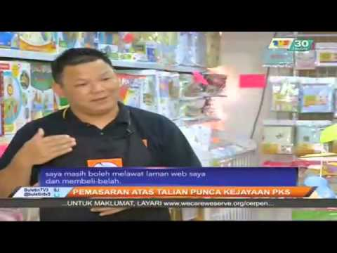 LittleWhiz.com on Bulletin Utama TV3 27/06/2014