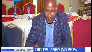 Digital farming APPs launched to help farmers