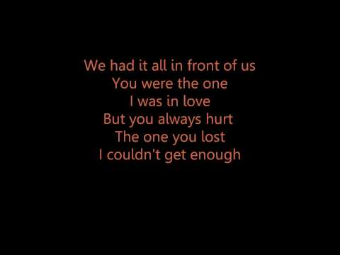 We The Kings- All again for you, Lyrics