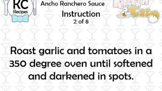 Ancho Ranchero Sauce - Kitchen Cat