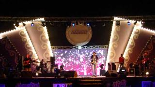 AAHATEIN by AGNEE live at RAIPUR [AALAAP].MP4