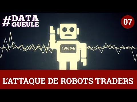 L'attaque de robots traders - #DATAGUEULE 7