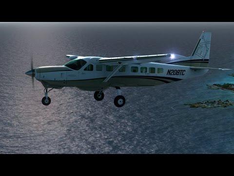 Carenado C208B EX Extreme Airport part 1 of 3