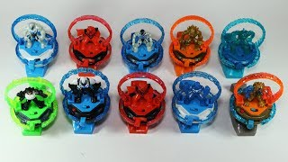 Max Steel Turbo Spinners Dredd Ferrus Ultimate Elementor and More