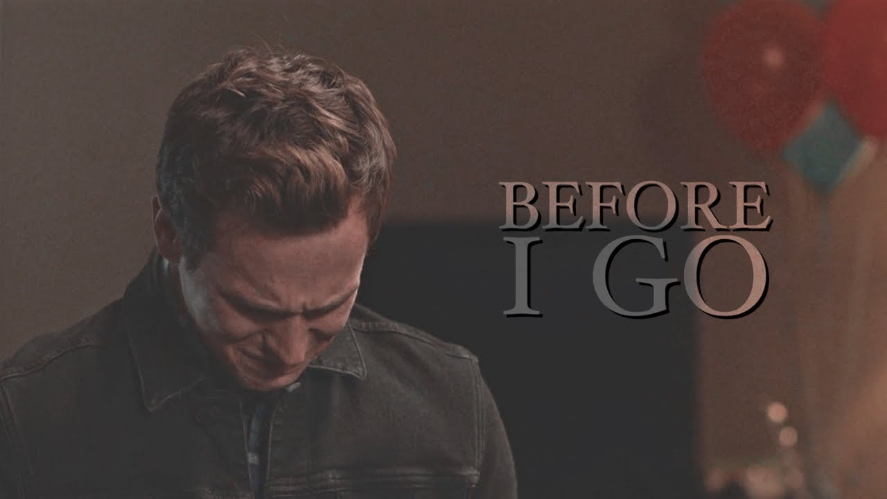 {S4 SPOILERS} justin foley | before i go