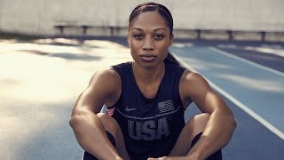 Allyson Felix Attacks Every Goal Without Fear