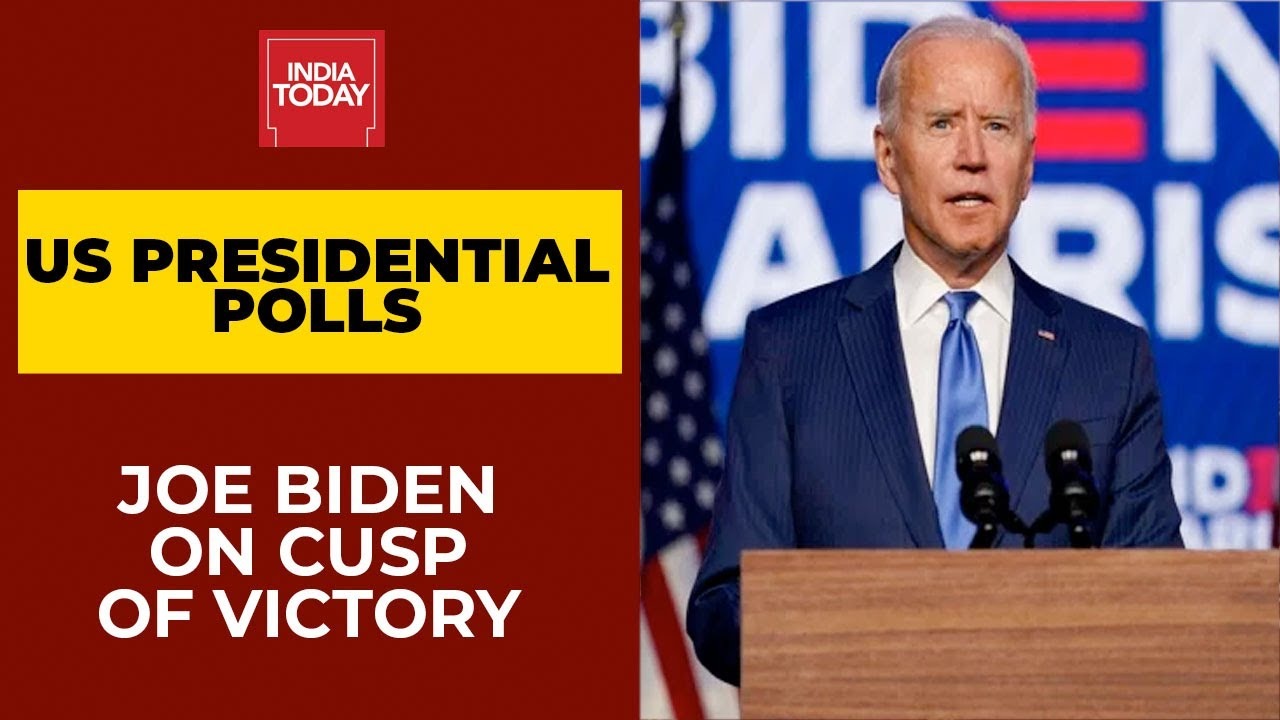 US Presidential Elections 2020: With 264 Electoral Votes, Joe Biden On Cusp Of Victory | Breaking