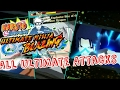 Naruto Shippuden: Ultimate Ninja Blazing All Ultimate Jutsus