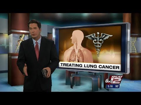 VIDEO: Lung Cancer Vaccine From Cuba