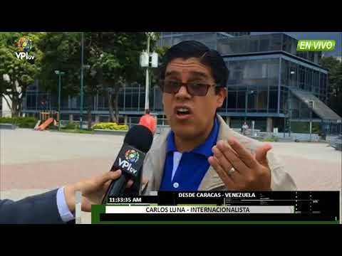 Venezuela - Carlos Luna: CNE actuó como la oficina electoral del Gobierno -VPI