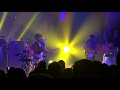 Young The Giant - Repeat (HD) - New Haven, CT - 02-25-2017