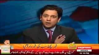 Express News: Ahmed Quraishi discusses Jhelum anti-Ahmadiyya Riots