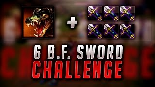 THE 6 BF SWORD CHALLENGE! 1000+ DAMAGE RENEKTON! - League of Legends Gameplay thumbnail