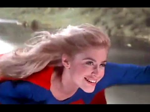 Supergirl: I can fly!  in Supergirl 1984