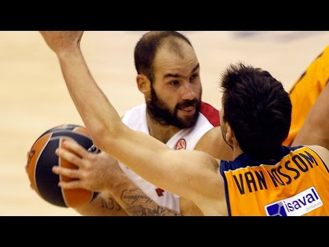 Highlights: Valencia Basket-Olympiacos Piraeus