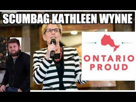 PREM. Kathleen Wynne Faces Angry Voters @ Town Hall