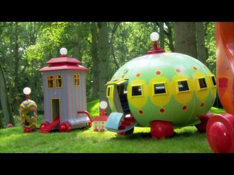 In the Night Garden 406 - Upsy Daisy's Special Stone | HD | Full Episode