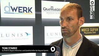 Beyond Sports Talk #1 mit Matthias Sammer - AfterShow Interview Tom Starke