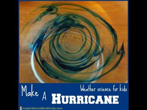 How To Make A Hurricane Youtube