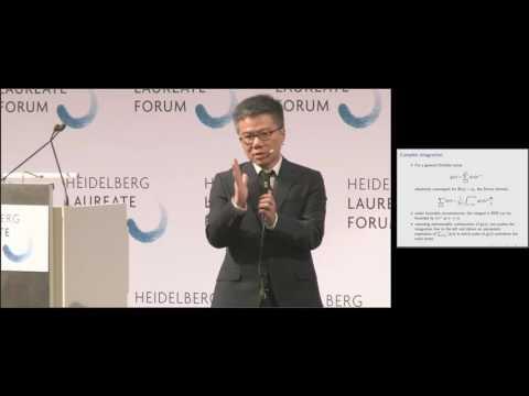 4th HLF - Lecture: Ngô Bảo Châu