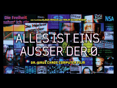 """Kinotrailer """"Alles ist Eins. Ausser der 0."""""""