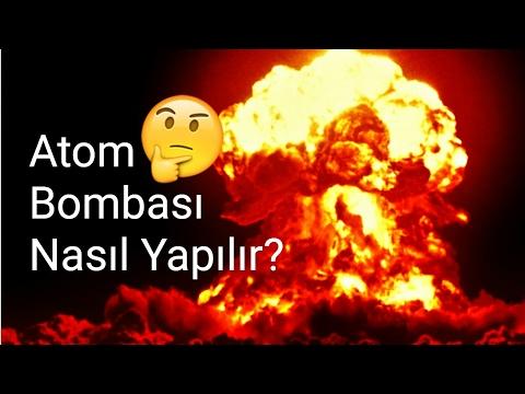 Atom Bombası Nasıl Yapılır? (Atom Kavramı)