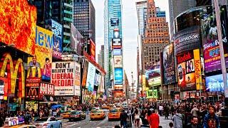 NEW YORK CITY 2017: ACROSS THE YEAR [4K]