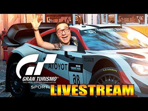 GT SPORT LIVE | LICENÇAS E ONLINE (THRUSMASTER T300rs)
