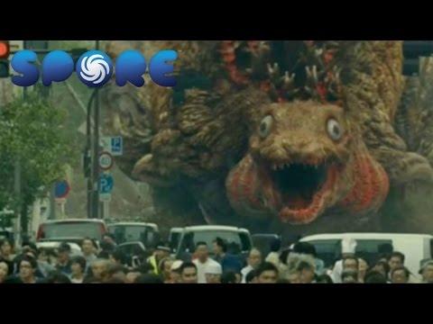 Spore: Kaiju Creation - Shin Godzilla (Second Form) - YouTube