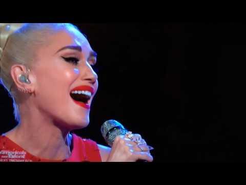Gwen Stefani & Hunter Plake Don't Speak (Live The Voice)