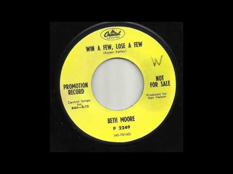 Beth Moore - Win A Few, Lose A Few