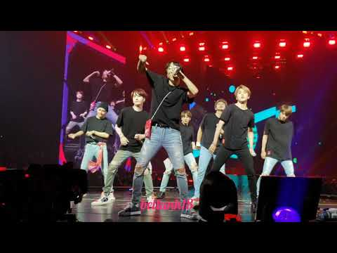 180929  (Anpanman)- BTS 'Love Yourself' Tour Newark Day 2