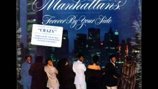 Classic Slow Jam The Manhattans   Just The Lonely Talking Again 1983