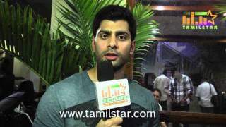 Aadhav At Rajavin Parvai Raniyin Pakkam Movie Press Meet