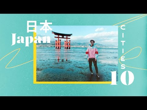 10 Cities in Autumn 🇯🇵 JAPAN Travel Diary |  Reese Lansangan