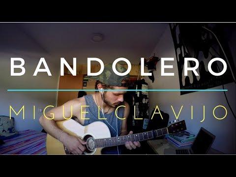 Bandolero - Don Omar Ft. Tego Calderon (Instrumental Cover)
