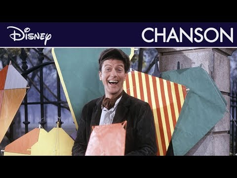 Mary Poppins - Beau cerf-volant I Disney