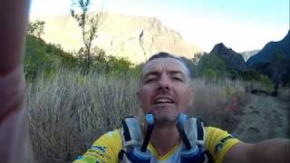 Course Diagonale des fous - Grand raid Réunion 2016