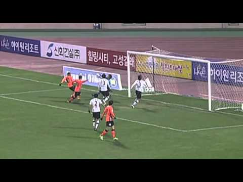 Gangwon vs Pohang Steelers - K-League highlights
