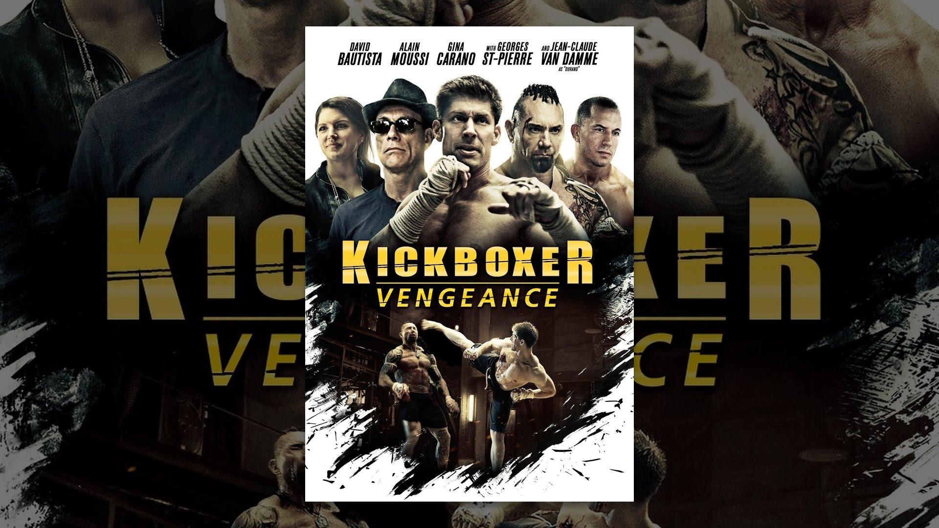 Download Kickboxer: Vengeance