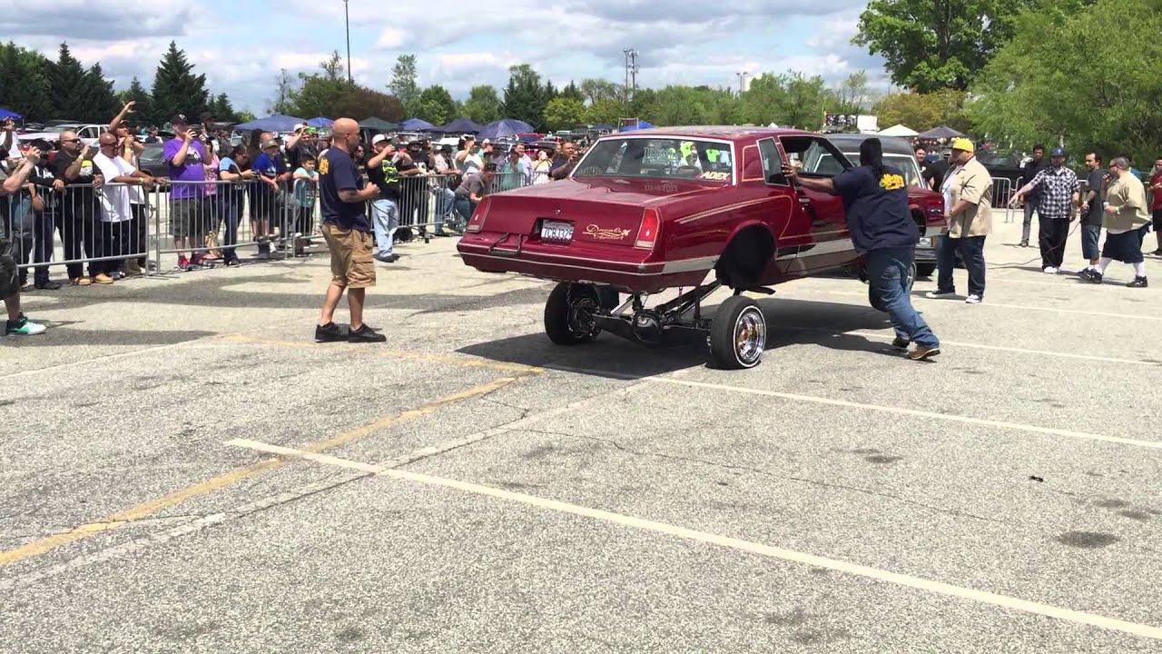 Majestics Monte Vs Juan Cutlass Pt At The Cinco De Mayo Car Show - Car show greensboro
