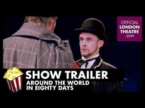 Trailer: Around The World In 80 Days