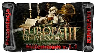 Europa Universalis 3:  Mod  Millennium 1.1- Prezentacja
